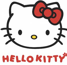 logo hello kitty