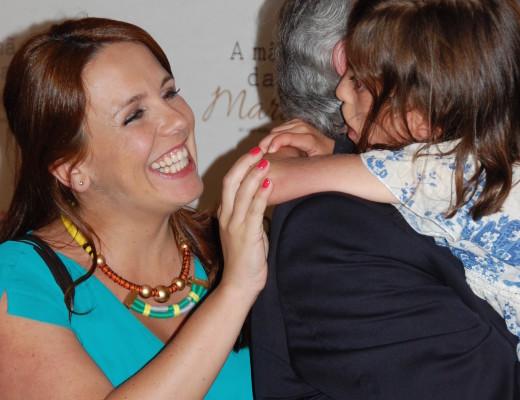 Parabéns madrinha Tânia Ribas de Oliveira - A Mãe da Maria