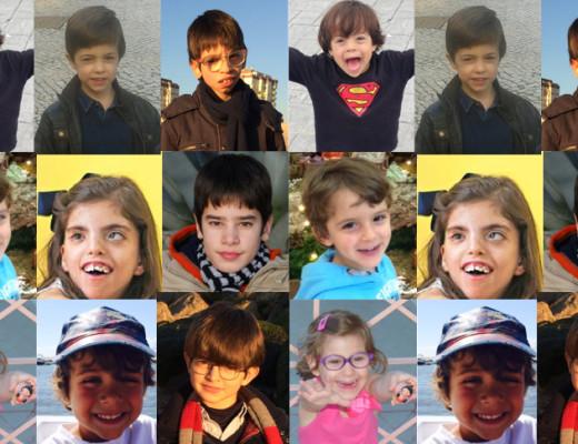 A diferença pelos olhos de uma criança